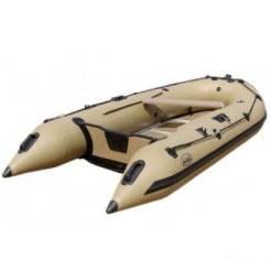 Лодка Badger DL (Duck Line) 390 OL алюминиевый пол