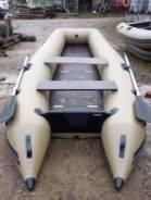 Лодка Badger EXL (Excel Line) 280, фанерный пайол