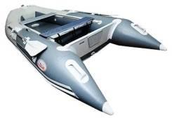 Лодка Badger FLА (Fishing Line) 390 с надувным пайолом AirDeck