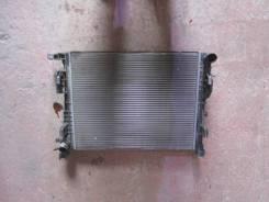 Радиатор охлаждения двигателя. Renault Logan Renault Duster Renault Sandero Nissan Almera, G15 D4F, K4M, K7J, K7M, K9K, F4R