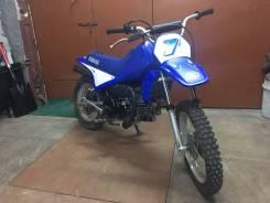 Yamaha PW80, 2012