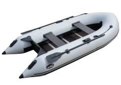 Лодка Badger UL (Utility Line) 360, фанерный пайол