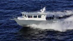"""Морской всепогодный катер """"Баренц 1100"""""""