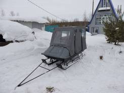 Продам пассажирские сани для снегохода