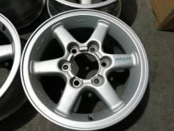 "Кованые диски фирмы ""Bradley"" R15 на Nissan Terrano"