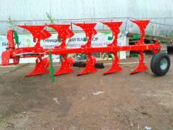 Оборотный плуг PO 4 1 Agro-Masz (с болтовой защитой)