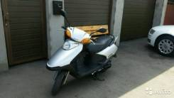 Honda Spacy 100, 2004