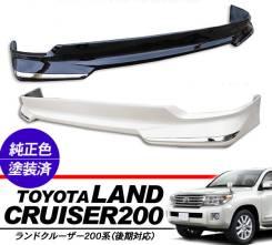 Губа передняя Urban Sport Toyota Land Cruiser 200 2012