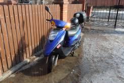 Yamaha XC 125, 2008
