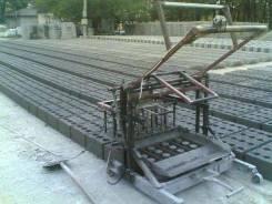 Станок для пескоблоков (вибростанок) на 220 Вольт