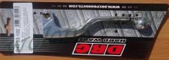 Рычаг сцепления DRC D40-03-102 CRF150R 07-/CR 84-03/CRM250/XR250 Серый