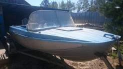 Продается моторная лодка Казанка 5М с подвесным мотором Yamaha - 40