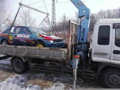 Эвакуатор во Владивосток за 12000 и другие города региона дешево