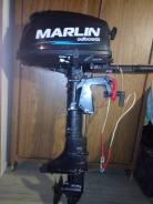 Продам подвесной мотор Marlin 5л. с