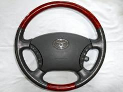 Руль. Toyota: Camry, Land Cruiser Prado, 4Runner, Highlander, Avensis Verso, Estima, Alphard, Alphard Hybrid, Estima Hybrid, Hilux / 4Runner, Hilux Su...
