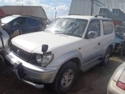 Toyota Land Cruiser Prado. KZJ90W, 1KZTE