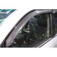 Дефлектора боковых окон карбон Toyota land Cruiser Prado 120 k