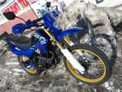 Мотоцикл WELS MX250 Эндуро, 2017