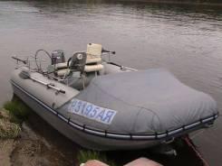 Лодка надувная «Ротан 420»