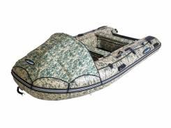 Лодка Gladiator E 380 CAMO