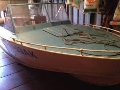 Моторная лодка Прогресс - 4