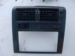 Консоль панели приборов. Toyota Caldina, CT198, CT198V