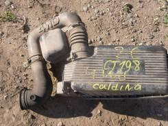 Корпус воздушного фильтра. Toyota Caldina, CT198, CT198V