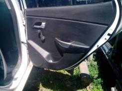 Обшивка двери задней правой хетчбек Kia Rio 2011=>