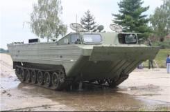Транспортёр гусеничный ПТС-М