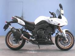 Yamaha FZ8-S/ABS, 2011