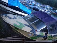 Моторная лодка Крым с мотором Suzuki 30 продам в Иркутске