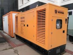 Дизель-генератор Scania DG200B