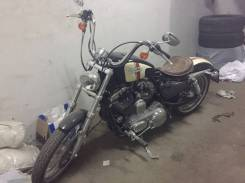 Harley-Davidson Sportster Seventy-Two XL1200V, 2012