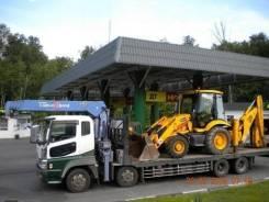 Услуги манипулятора 15 тонн Mitsubishi Fuso с КМУ Tadano TM-ZE 505