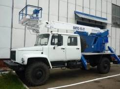 Автогидроподъемник ВИПО-18-01 на шасси ГАЗ-33081/33088 (4х4) (5м. каб) , 2019