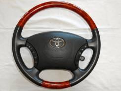 Руль. Toyota: Alphard Hybrid, Camry, Picnic Verso, Estima Hybrid, Land Cruiser Prado, Highlander, 4Runner, Hilux, Alphard, Estima, Avensis Verso, Hilu...