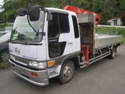 Hino Ranger, 1997