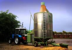 Agrimec. Зерносушилка для всех культур, (дизель, газ, уголь), В рассрочку