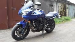 Yamaha FZ 6, 2007