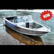 Продам лодку Wyatboat 430 DCM
