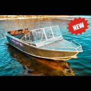 Продам лодку Wyatboat 430 PRO