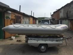 Лодка ПВХ с мотором  Star Marine + Tohatsu 25