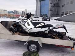 Прицеп легковой Аляска Северный, 3.70х1.25м.
