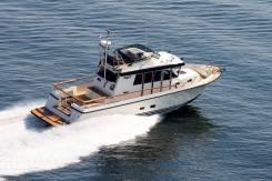 Моторная яхта Targa 37