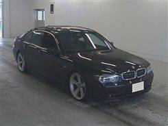 Двигатель в сборе. BMW 7-Series, E65, E66 N73B60