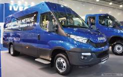 Iveco Daily, 2017