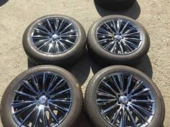 "235/55R20 Bridgestone на литье Rays Lexus RX Murano. 8.5x20"" 5x114.30 ET38 ЦО 73,0мм."