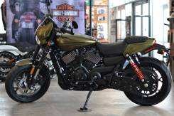 Harley-Davidson Street Rod, 2018