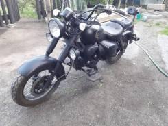 ABM X-moto Road Star 250, 2016