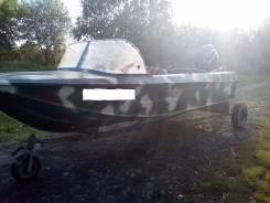 Продам моторную лодку с лодочным мотором